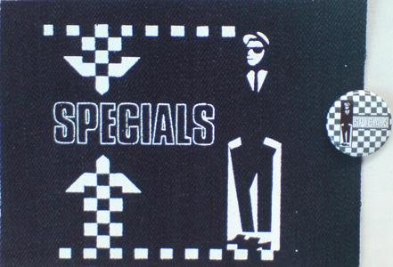 Specials Niteklubbing Monkey Men