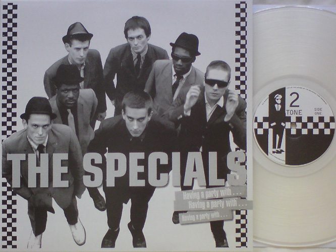 Having A Party With The Specials
