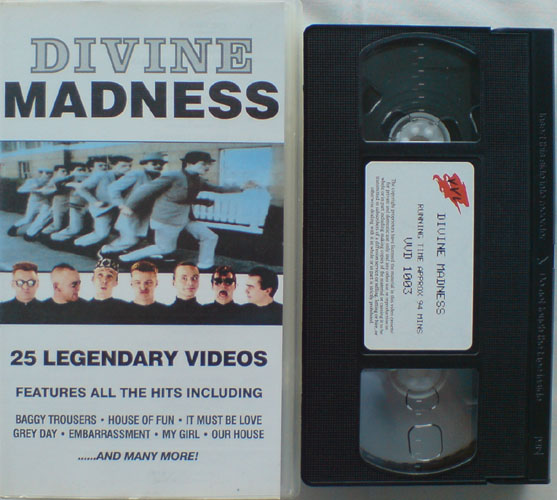 Divine Madness Dvds Amp Videos