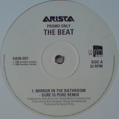 Mirror In The Bathroom Remixes