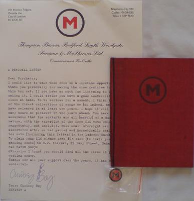 Liberty Of Norton Folgate Cd Album