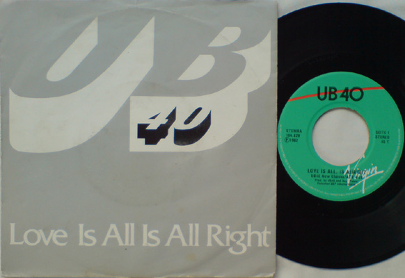 UB 40 King Food For Thought